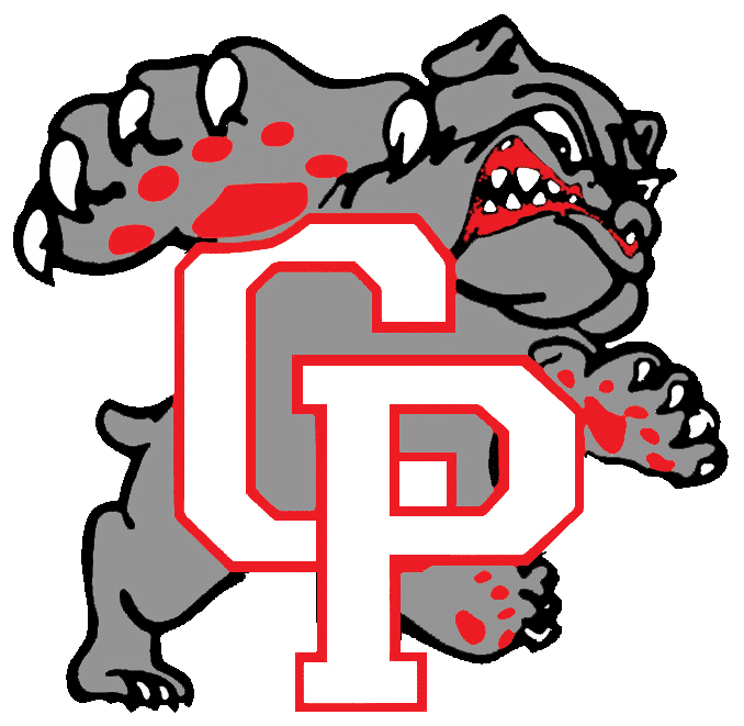 Crown Point Bulldog Logo